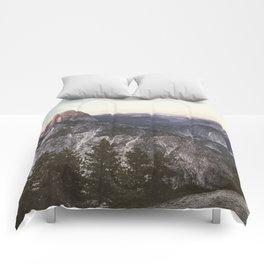 Great Nights in Yosemite Comforters