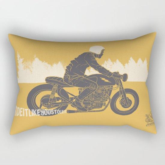 rilysi Rectangular Pillow