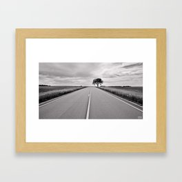 TREE #108 Framed Art Print