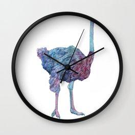 Ostrichard Wall Clock