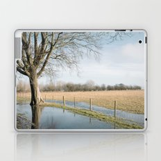 a cold afternoon... Laptop & iPad Skin