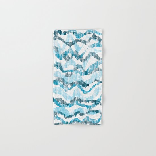 Abstract 158 Hand & Bath Towel