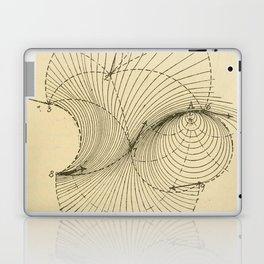 Fluid Dynamics Laptop & iPad Skin