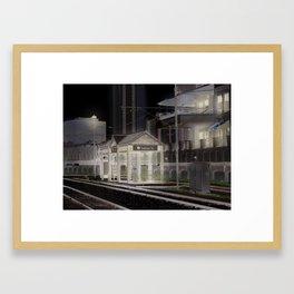 New Orleans Experiment B Framed Art Print