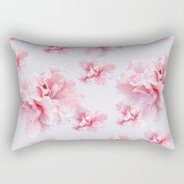 Pink Azalea Flower Dream #1 #floral #pattern #decor #art #society6 Rectangular Pillow
