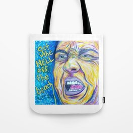 Hurricane Christie Tote Bag