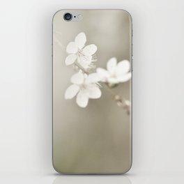 WhoAreYou iPhone Skin
