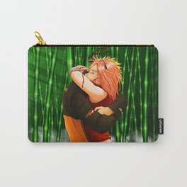 naruto and sakura Carry-All Pouch