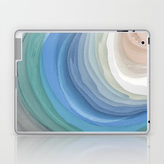 Topography Laptop & iPad Skin