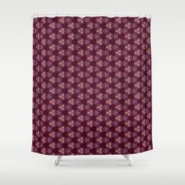 Cherry Pickers Shower Curtain