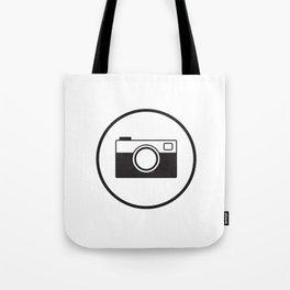 Tote Camera Tote Bag