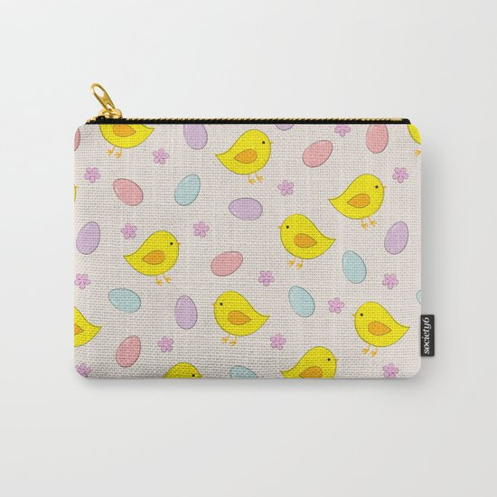Easter pattern Carry-All Pouch