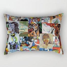 Pablo Picasso Rectangular Pillow