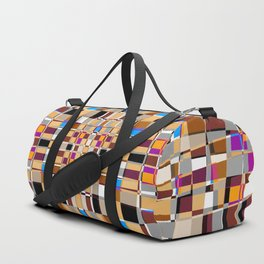 summer scarf Duffle Bag