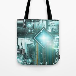 TRON the next generation Tote Bag