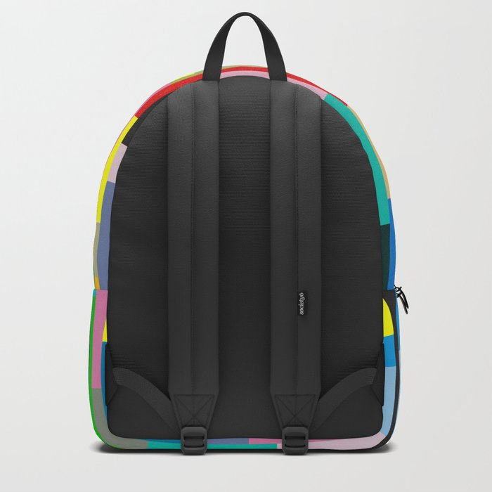 JOHANN SEBASTIAN BACH Backpack