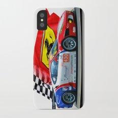 Ferrari F430 Racecar iPhone X Slim Case