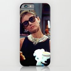 Audrey Hepburn @ Breakfast at Tiffany's iPhone 6s Slim Case