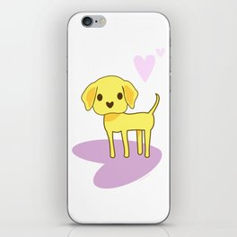 Lilah the Lab iPhone Skin