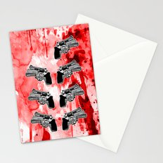 Double Triple (revolver) Stationery Cards