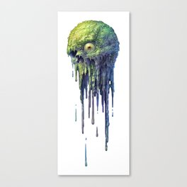 Slime Ball Canvas Print