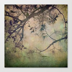 One Autumn Day Canvas Print