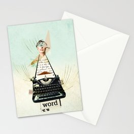 Word Stationery Cards