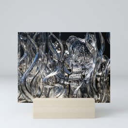 Wisps Glass Sculpture Mini Art Print