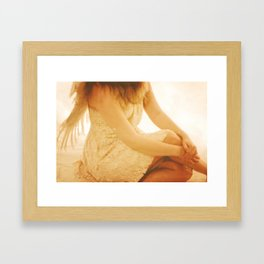 Angelic Framed Art Print