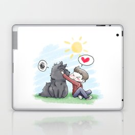 SmushyFace Laptop & iPad Skin