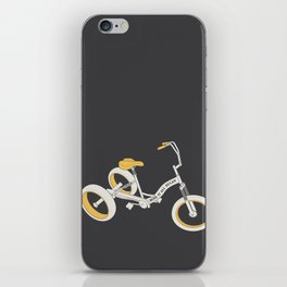 tricycle 03 iPhone Skin