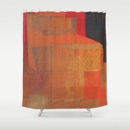Hangaku Gozen Shower Curtain