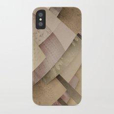 Explore colour iPhone X Slim Case