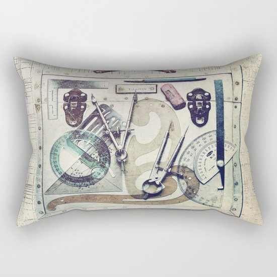 His Dream Rectangular Pillow