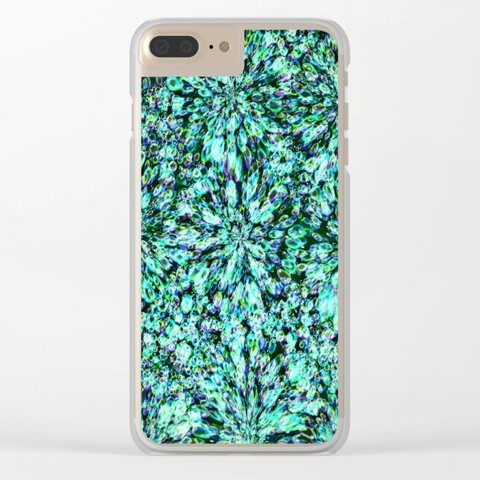 cats-178 Clear iPhone Case