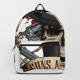 guns roses header 2020 Backpack
