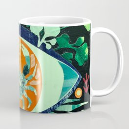 Third Eye Zodiac, Cancer Coffee Mug