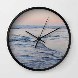 Pacific Dreaming Wall Clock