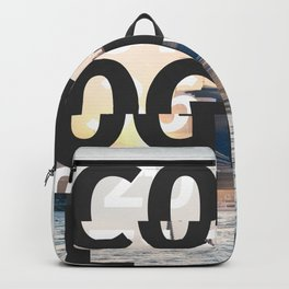 GLITCH CITY #33: Cologne Backpack