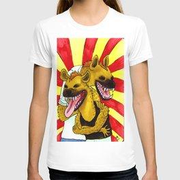 Laughing Hyenas T-shirt