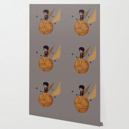 A little wizard Wallpaper