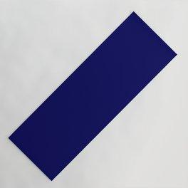 Navy Blue Yoga Mat