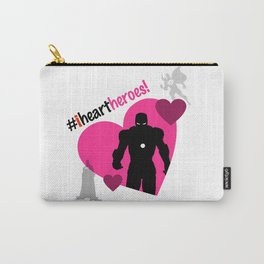 iHEART Heroes: IronMan1 Carry-All Pouch