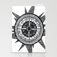 zodiac Stationery Cards featuring Zodiac  by HaleySayersArt