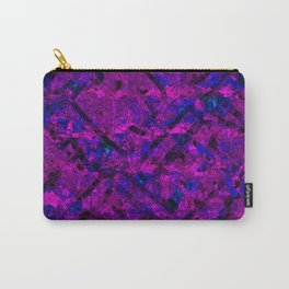 Vitrage (Purple) Carry-All Pouch