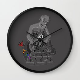 My Gift to You Wall Clock