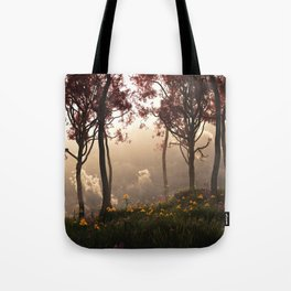 Skygate (Autumn) Tote Bag