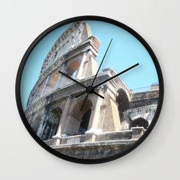 Colosseum Rome Wall Clock