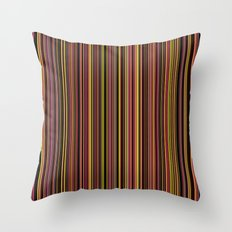 Stripes 2 Throw Pillow