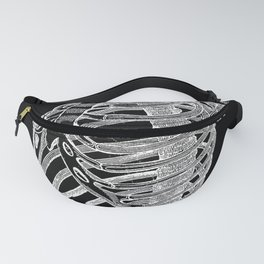Ribcage Fanny Pack